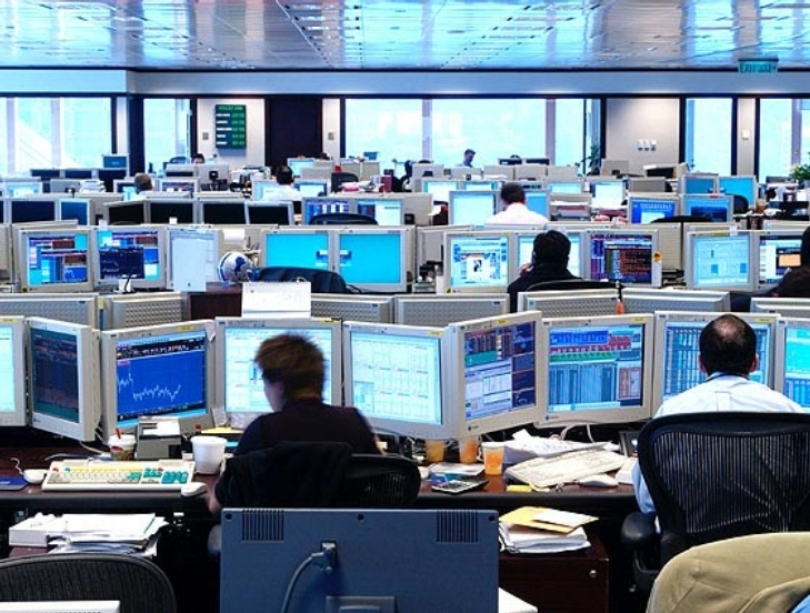 Derivatives trading jobs london